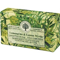 Image for Lemongrass and Lemon Myrtle French Triple Milled Soap