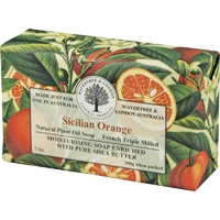 Image for Sicilian Orange French Triple Milled Soap