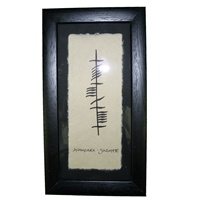 "Image for Ogham Wish ""Soulmate"""