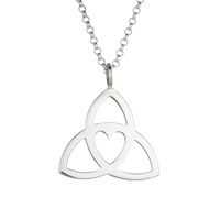 Image for Tracy Gilbert Celtic Heart Pendant