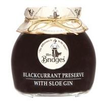 Image for Mrs. Bridges Blackcurrant Preserve with Sloe Gin