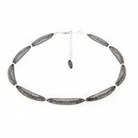 Image for Blaithin Ennis Topaz Silver Necklace