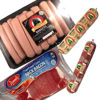 Big Irish Breakfast | Bangers - Rashers - Black Pudding - White Pudding