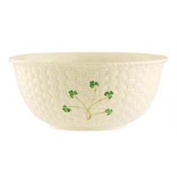 Image for Belleek Shamrock Mixing Bowl, 9.5""