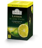 Image for Ahmad Lemon and Lime Twist Tea
