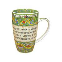 Image for Royal Tara Irish Weave Irish Blessing China Mug