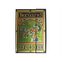 Image for Royal Tara Celtic Notes Celtic Peacock Ireland Notebook