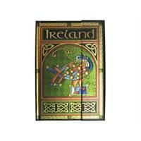 Image for Royal Tara Celtic Notes Celtic Peacock Ireland Notebook