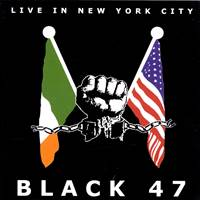 Image for Black 47 Live in New York City