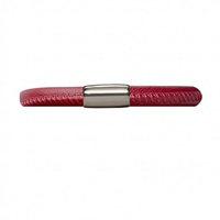 Image for Origin Single Turn Bracelet TD634, Maroon