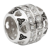 Image for Origin Swarovski Hearts and Trinity Charm TD604