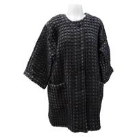 Image for Branigan Honeycomb Tunic Coat