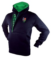 Image for Ireland Half Zip Hoodie, Navy