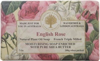 Image for English Rose French Triple Milled Soap