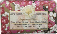 Image for Japanese Plum French Triple Milled Soap