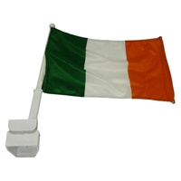 Image for Car Flag Irish National Flag
