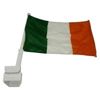 Image for Car Flag Irish National Flag