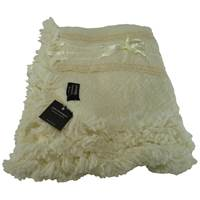 Image for Branigan Weavers Wool Blanket, Cream