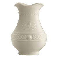 Image for Belleek China Claddagh Vase, 8""