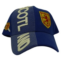Image for 3D Embroidered Hat Scotland