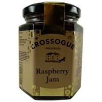 Image for Crossogue Preserves Raspberry Jam 8oz