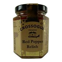 Image for Crossogue Red Pepper Relish 8oz