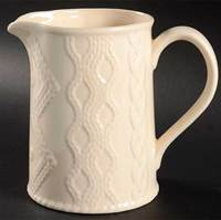 Image for Kara Irish Pottery Aranware Pitcher
