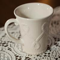 Image for Kara Irish Pottery Aranware Mug
