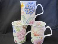 Image for Roy Kirkham World of Flowers Mug