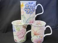 Image for Roy Kirkham World of Flowers Mug