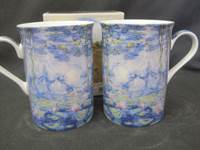 Image for Heath McCabe Trent Monet Evening Lilies Mug