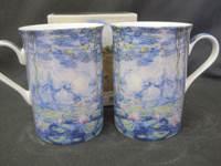 Image for Heath McCabe Trent Monet Evening Lilies Mug