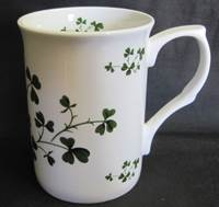 Image for Adderley Ceramics Shamrock Mug
