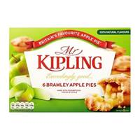Image for Mr. Kipling Bramley Apple Pies