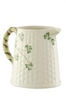 Image for Belleek China Shamrock  Jug Limited Edition