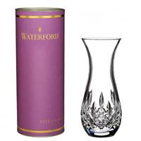 Image for Waterford Giftology Lismore 6-inch Sugar Bud Vase in Pink Box