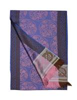 Image for Jimmy Hourihan Celtic Scarf, Blue/Purple/Brown Blend