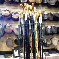 Image for Irish Blackthorn Walking Stick