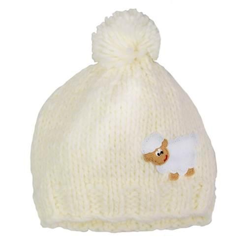 b3ad1008f8b Baby Sheep Knit Irish Hat