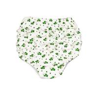 Image for Shamrocks Brief, White