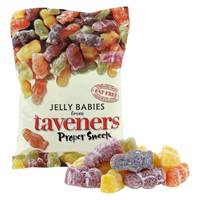 Image for Taveners Jelly Babies 165g