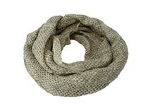 Image for Bill Baber Orkney Snood - Infinity Scarf, Oat