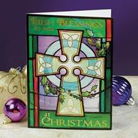 "Image for Abbey Press ""Irish Blessings"" Christmas Cards"