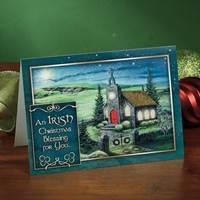"Image for Abbey Press ""An Irish Christmas Blessing"" Cards"