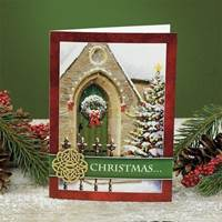 "Image for Abbey Press ""Irish Christmas Blessings"" Cards"