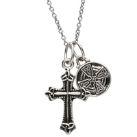 Image for Shanore Celtic Tribes SP2224 Cross Pendant