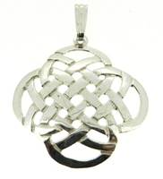 Image for Sterling Silver Celtic Pendant