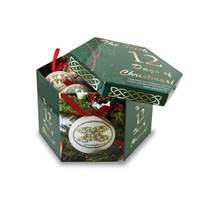 Image for Solvar 12 Days of Christmas Baubles, Case of 12