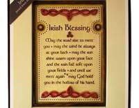 Image for Irish Blessing Wall Hanging Plaque