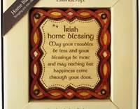 Image for Irish Home Blessing Wall Hanging